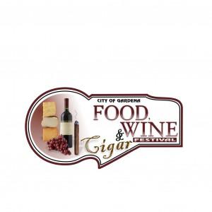 Food Wine and Cigar logo