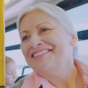 'Grandma's Day Out' Video